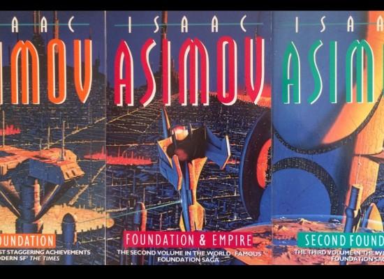 Cele mai bune opere scrise de Isaac Asimov
