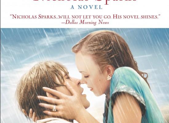 Cele mai bune carti scrise de Nicholas Sparks