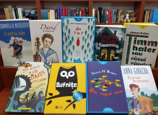 Top 100 de carti pentru copii - educatia incepe cu cei 7 ani de acasa