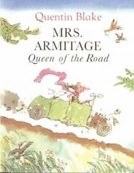 Mrs. Armitage: Queen of the Road, Hardcover