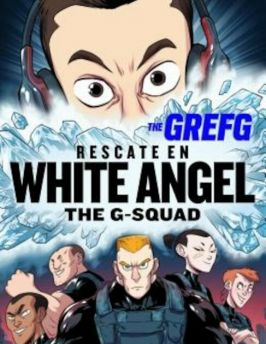 Rescate En White Angel the G-Squad/Rescue in White Angel the G-Squad, Paperback