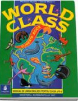 Manual de limba engleza, clasa a VI_a -(World Class Students Book)