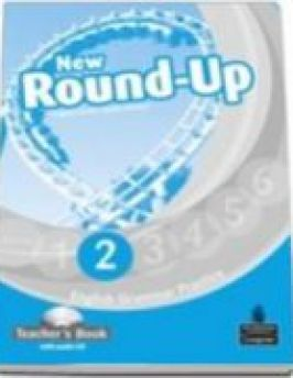 Round-Up 2, New Edition, Teacher's Book. With CD-Rom Pack