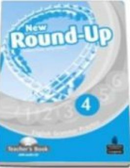 Round-Up 4, New Edition, Teachers Book. With CD-Rom Pack