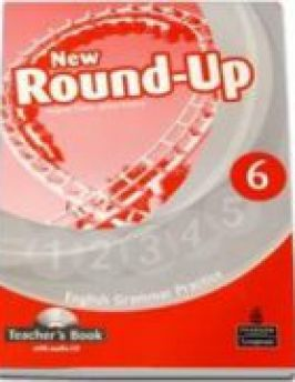 Round-Up 6, New Edition, Teachers Book. With CD-Rom Pack