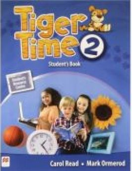 Tiger Time level 2 Student s Book/ Manualul elevului ( with access code to extra material in Student s Resource Centre)