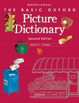 Basic Oxford Picture Dictionary 2nd Edition Monolingual